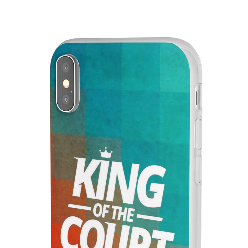 King of the Court™ Retro Collection Flexi Cases