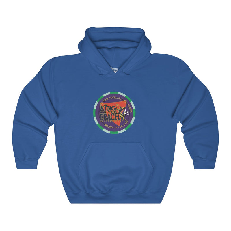 King Of The Beach™ Invitation Limited Edition Unisex Hoodie
