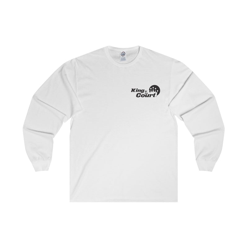 King of the Court® Mens Long Sleeve Tee
