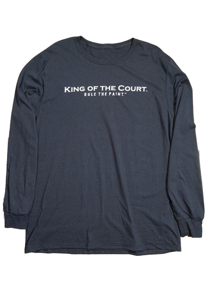 King Of The Court® LS Crew Neck