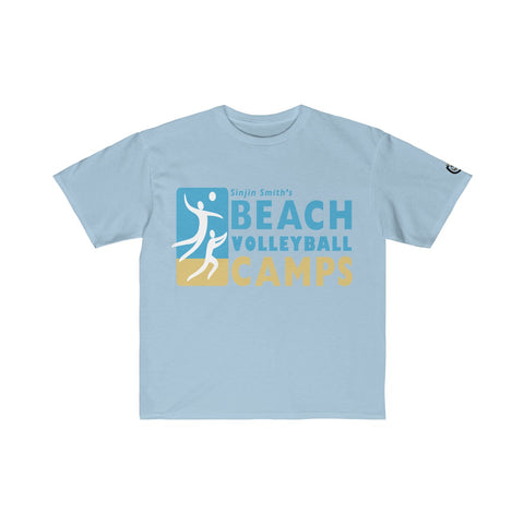 King Of The Beach™ Sinjin Smith's Beach Volleyball Camps Boy's Tee