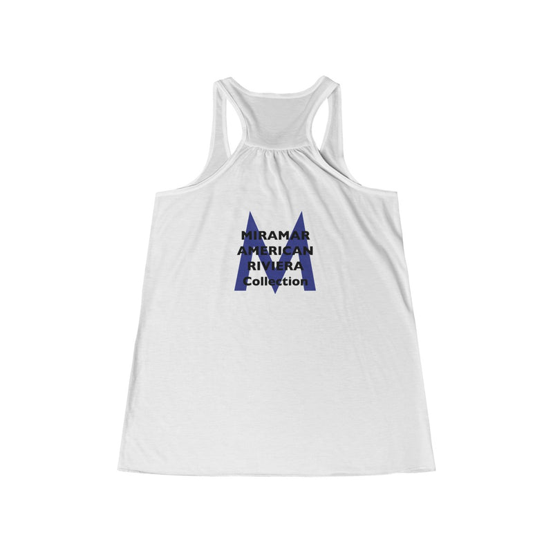 Miramar® Signature Collection Women's Flowy Racerback Tank