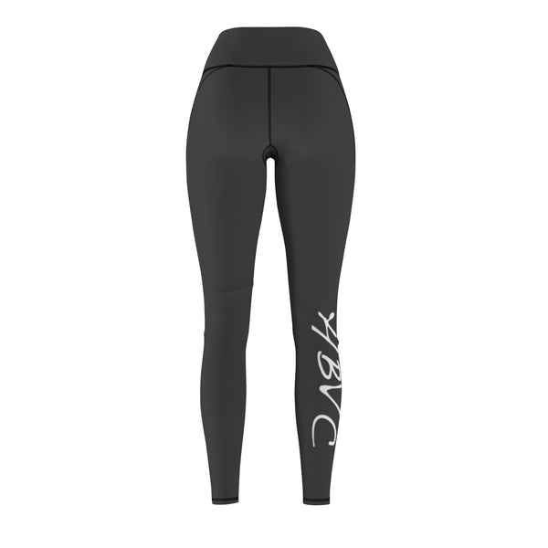 Queen Of The Beach™ Hermosa Beach Collection Dark Grey Women's Sport Leggings