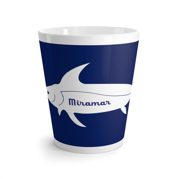 Miramar® Swordfish Collection Latte Mug