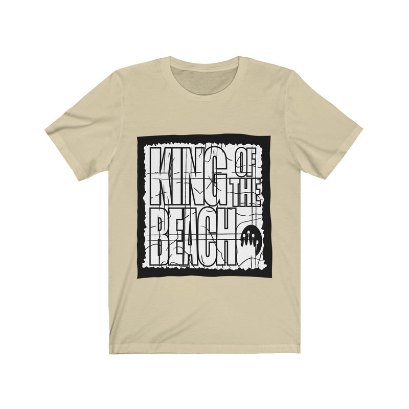 King of the Beach® Box Art Collection Short Sleeve Tee