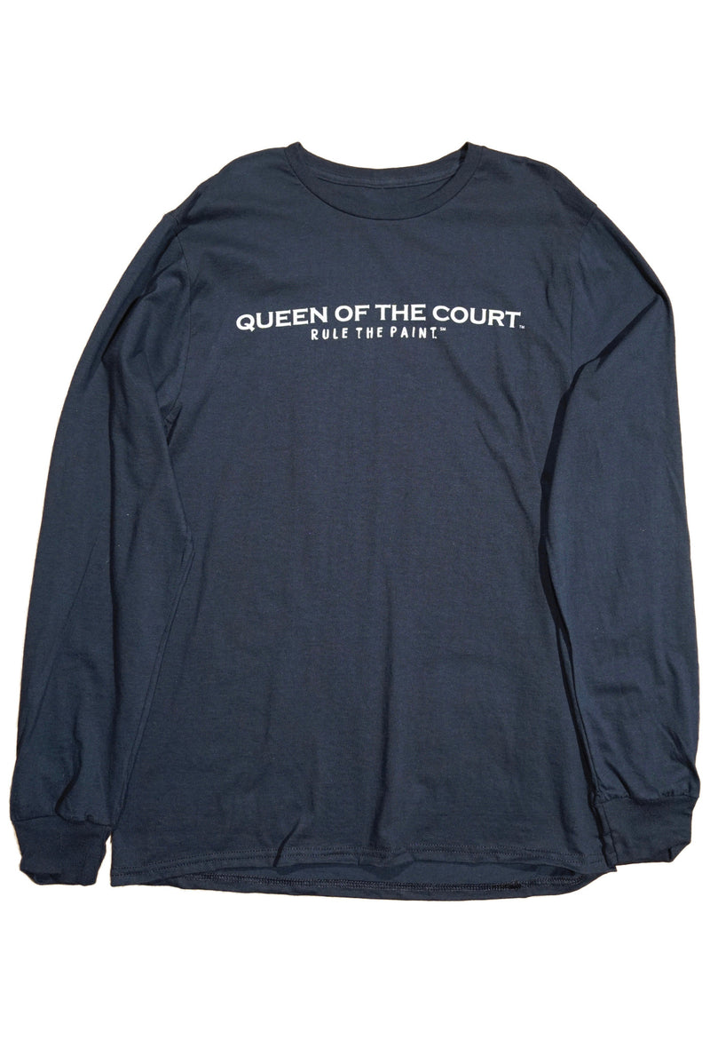 Queen Of The Court® LS Crew Neck