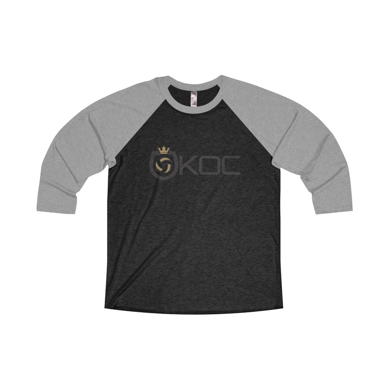 King Of The Court® 3/4 Sleeve Volleyball Tee