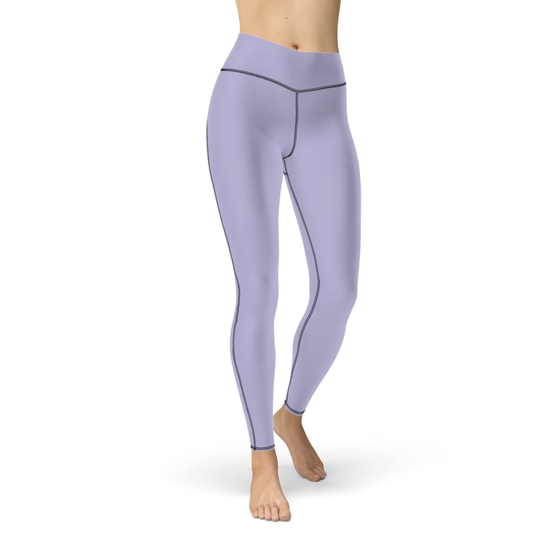 Queen of the Beach® Lilac Basic Sport Leggings