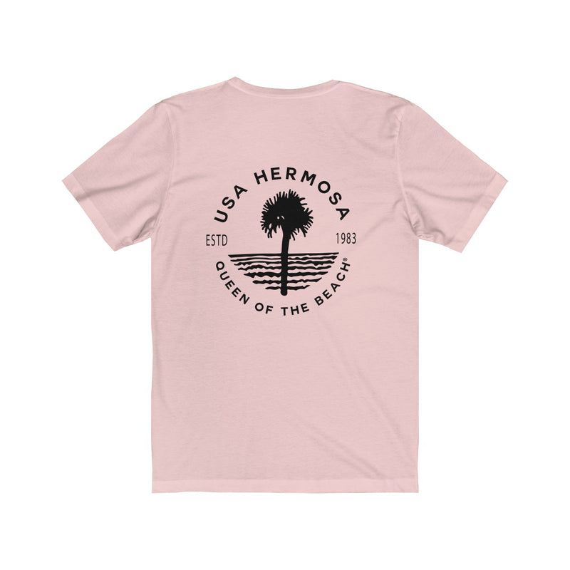 Queen of the Beach® HBVC Unisex Jersey Short Sleeve Tee