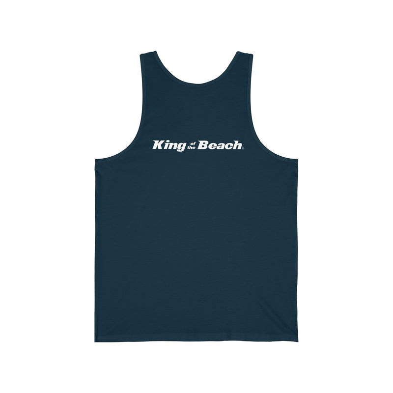 "King of the Beach® Circle Crown ""Cali Palm"" Tank"