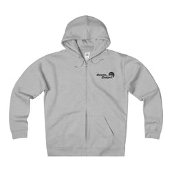 Queen of the Court® Unisex Heavyweight Fleece Zip Hoodie