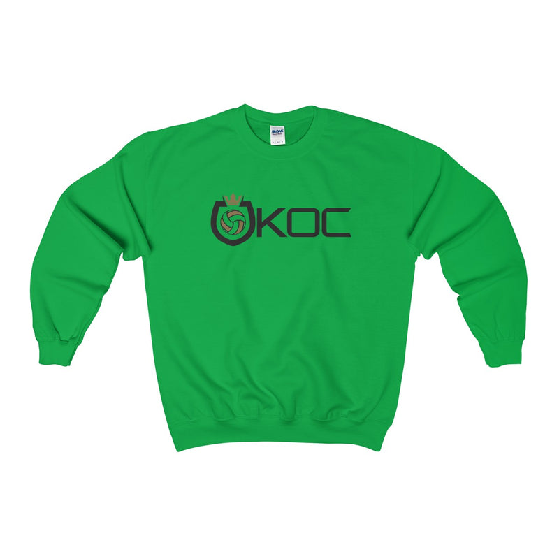 King Of The Court® Shield Logo Crewneck Sweatshirt