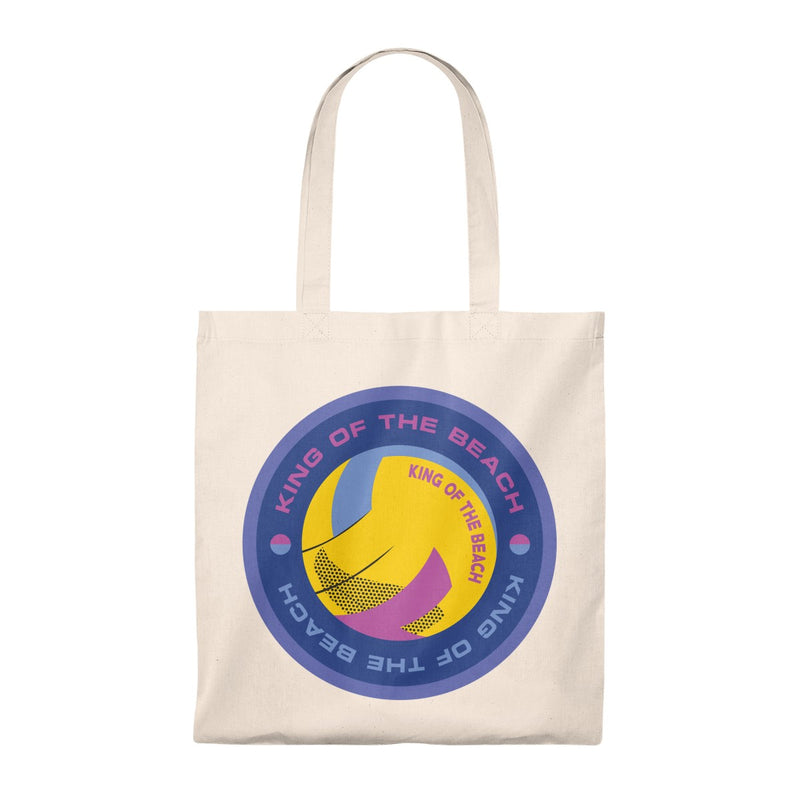 "King of the Beach® ""Topspin"" Vintage Tote"