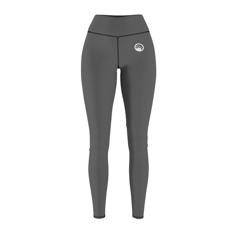 King Of The Beach® Women's Grey Circle Crown x Rule The Sand Leggings