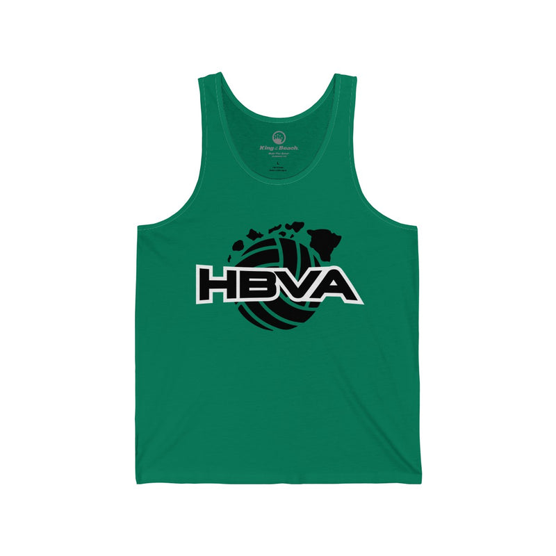King Of The Beach™ HBVA Collection Men's Jersey Tank