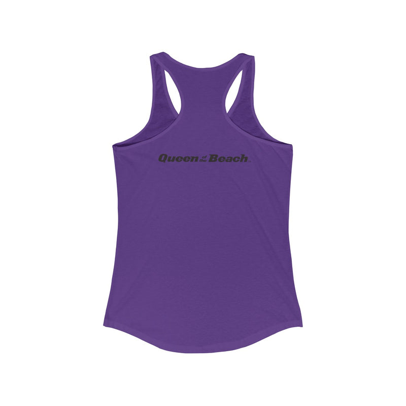 Queen Of The Beach™ BVNE™ Collection Women's Racerback Tank