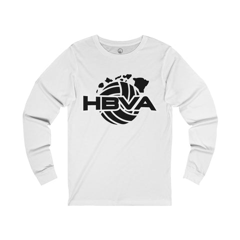 King Of The Beach™ HBVA Collection Mens Jersey Long Sleeve Tee