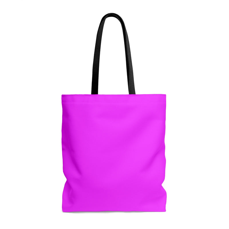 "Queen of the Beach® Circle Crown ""Meeting"" Neon Tote"