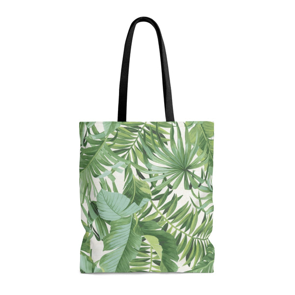 "Queen of the Beach® Circle Crown ""Baja Palm"" Tote"