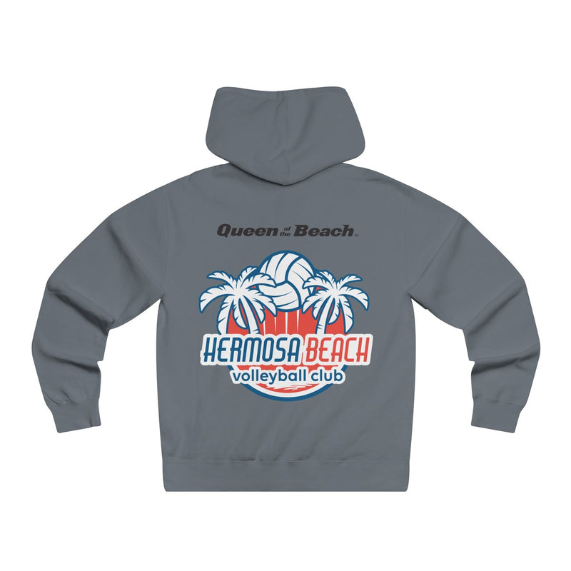 Queen of the Beach® Hermosa Beach Collection Lightweight Pullover Hooded Sweatshirt