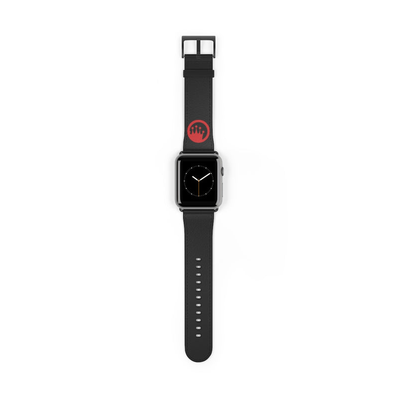 King of the Beach® Red Circle Corwn Watch Band