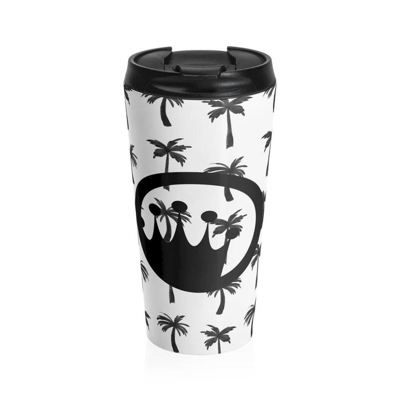 "King of the Beach® ""Cali Palm"" Travel Mug"