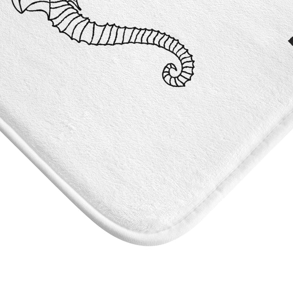 Miramar® Seahorse Collection Bath Mat