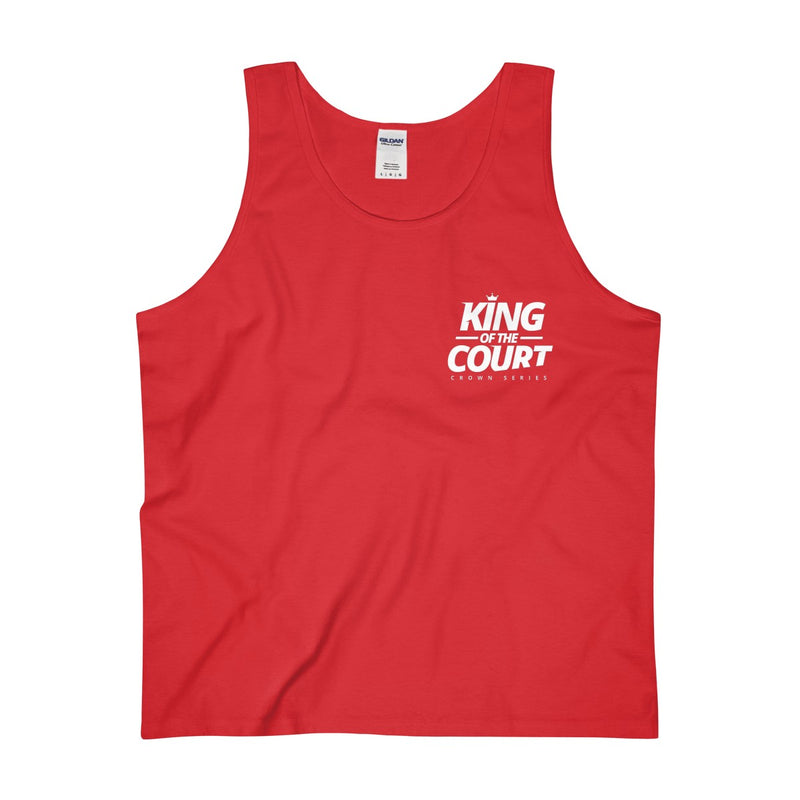 King of the Court™ Men's Ultra Cotton Tank Top