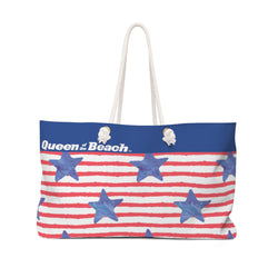 "Queen of the Beach® ""Made in the USA"" Weekender Bag"