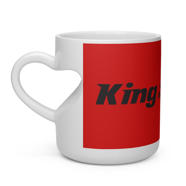 2020 KOB Signature Heart Shape Mug
