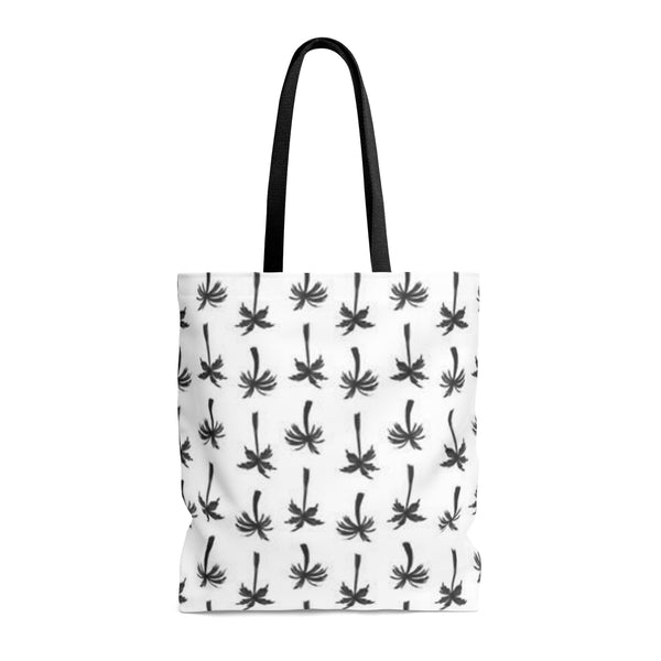 "Queen of the Beach® Circle Crown ""Cali Palm"" Tote"