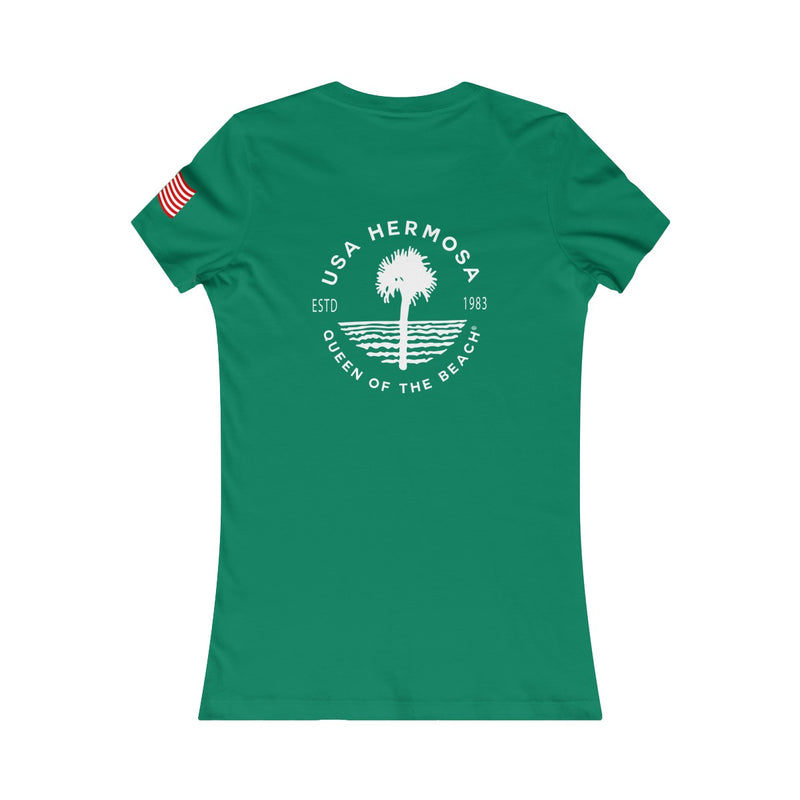 Queen Of The Beach® Hermosa Beach Collection Classic Women's Tee