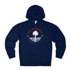 Queen Of The Beach™ Hermosa Beach Collection Classic Unisex French Terry Hoodie