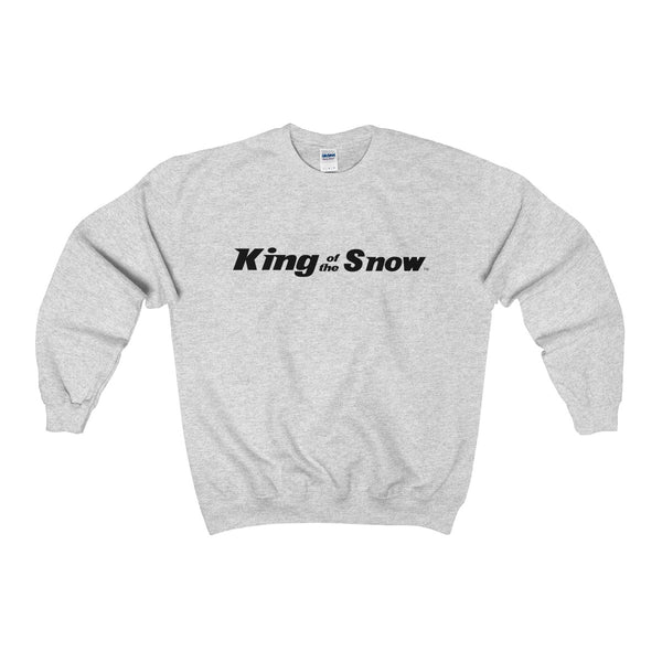 King Of The Snow™ Men's Crewneck Sweatshirt