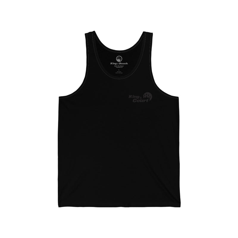 King of the Court® Mens Jersey Tank