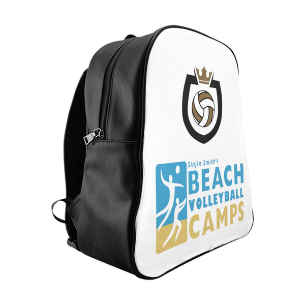 King Of The Beach™ Sinjin Smith's Beach Volleyball Camps Beach Backpack