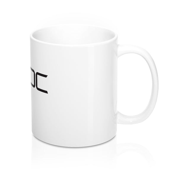 King Of The Court® Shield Logo Mug 11oz