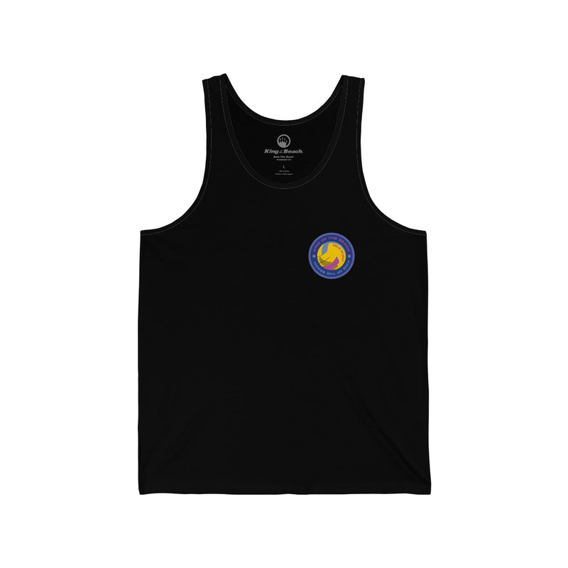 King of the Beach® Topspin Tank