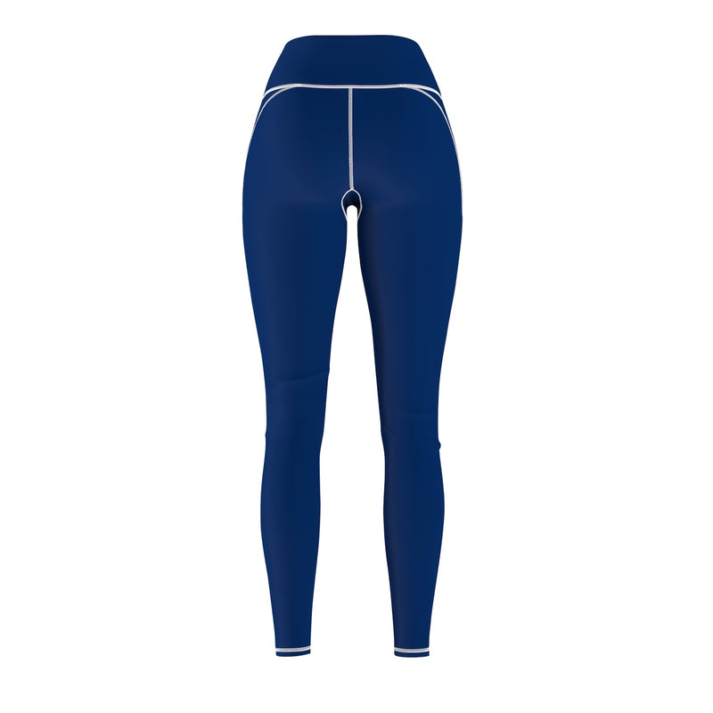 Queen Of The Beach® Old School Logo Women's Tour Sport Leggings