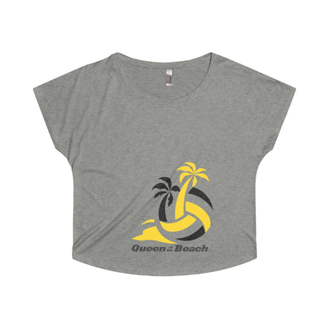 Queen of the Beach™ BVNE Collection Beach Tee