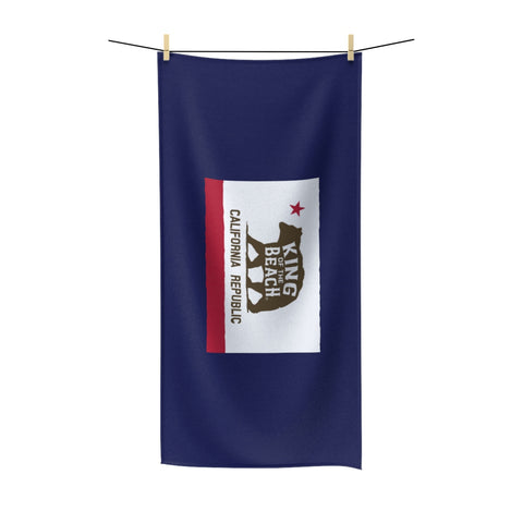 KOB California Club Collection Polycotton Towel
