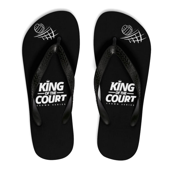 King of the Court™ Unisex Flip-Flops
