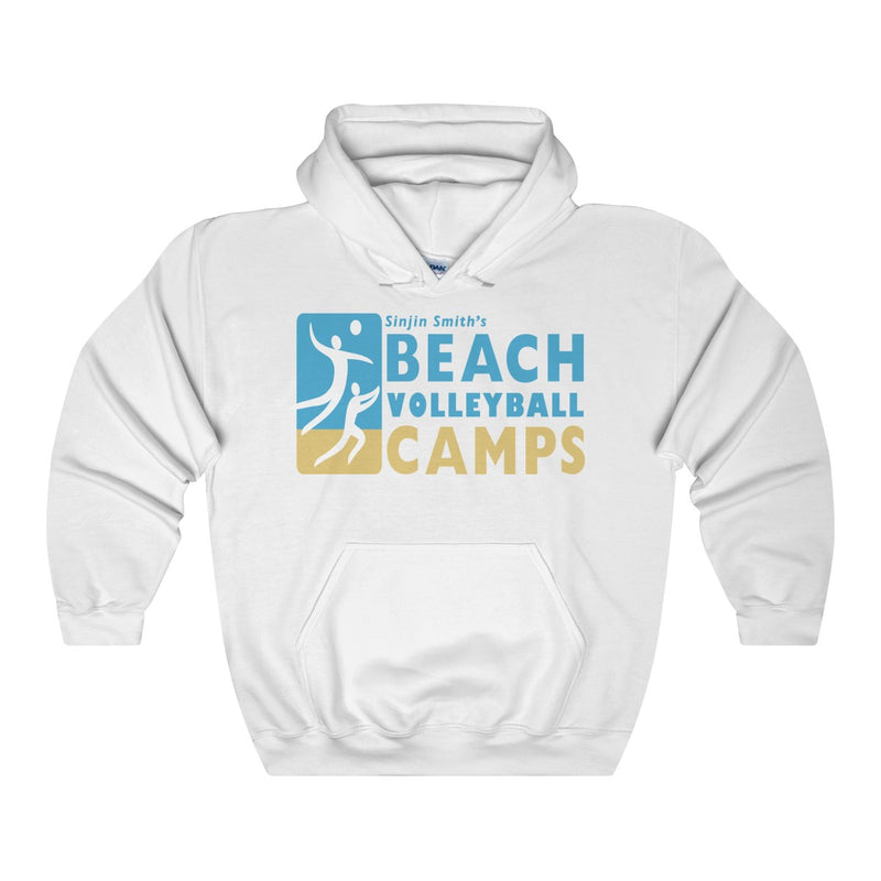 King Of The Beach™ Sinjin Smith's Beach Volleyball Camps Unisex Hoodie