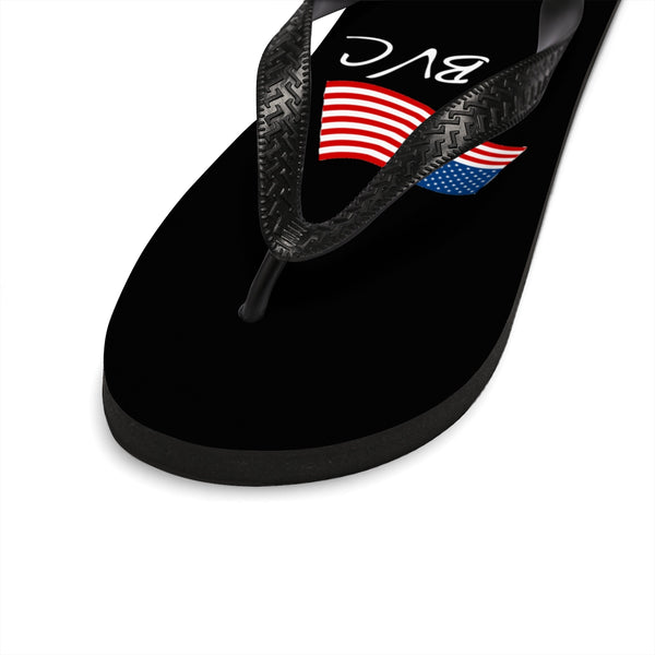 Queen Of The Beach™ Hermosa Beach Collection Unisex Flip-Flops