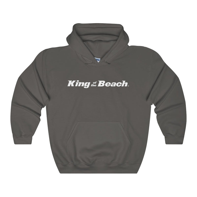 King of the Beach™ Unisex Heavy Blend Hooded Sweatshirt