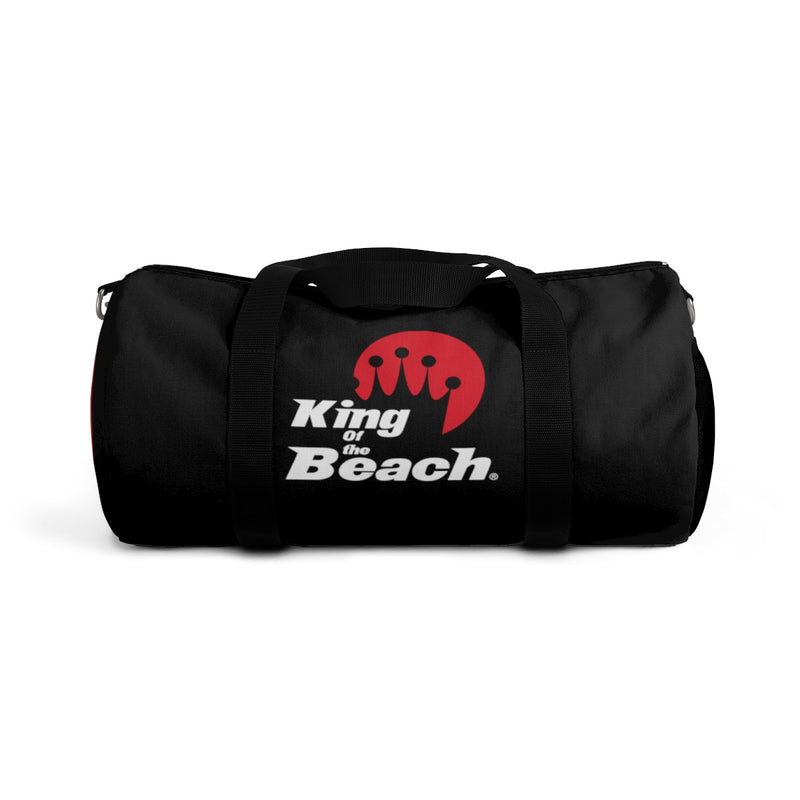 King of the Beach® Red Circle Crown Stack Duffle Bag