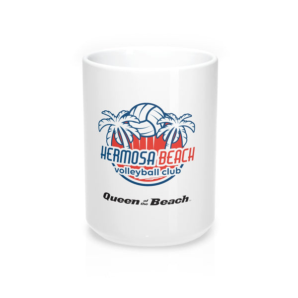 Queen Of The Beach™ Hermosa Beach Collection Mug 15oz