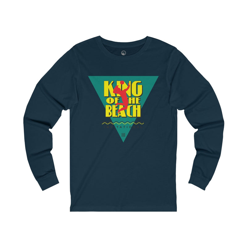 King Of The Beach® Classic Invitational Unisex Jersey Long Sleeve Tee