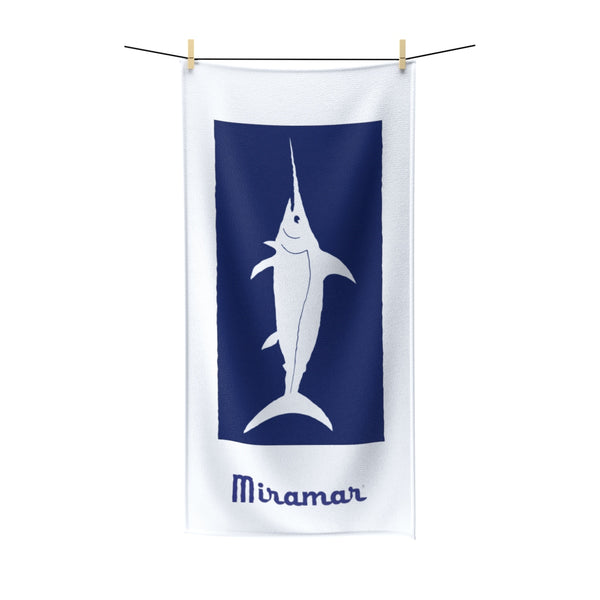 Miramar® Swordfish Collection Towels