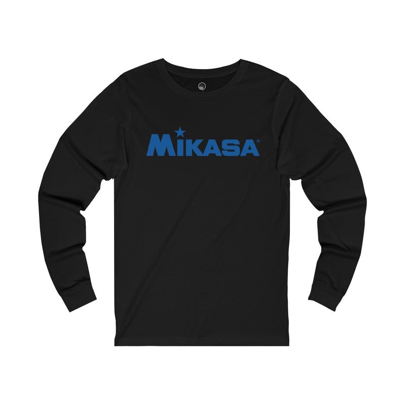King Of The Beach® x Mikasa® Signature Unisex Jersey Long Sleeve Tee